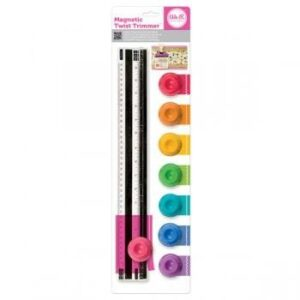 Guilhotina Crafters Magnetic Twist Trimmer Combo