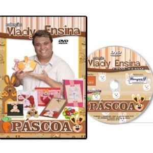 DVD Vlady Ensina : Páscoa