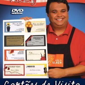 DVD Vlady Ensina: Cartões Artesanais