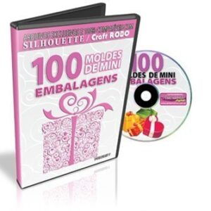 100 Moldes Mini Embalagens Volume 1
