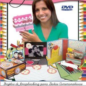 DVD Ivy Larrea - SCRAP ESCOLA