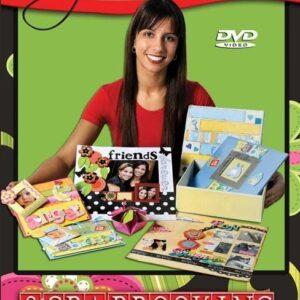 DVD Scrapbooking by Ivy Larrea