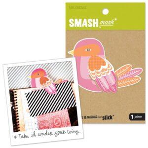 K&Company : BIRDIE SMASH MARK