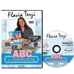 Flavia Terzi: ABC DO SCRAPBOOKING VOL. 1