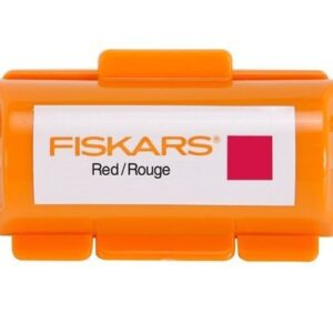 Fiskars Continuous Stamp Wheel Ink Cartridge - Red