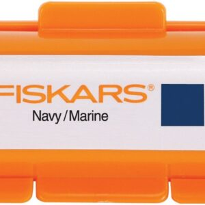 Fiskars Continuous Stamp Wheel Ink Cartridge - Navy
