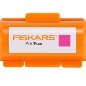 Fiskars Continuous Stamp Wheel Ink Cartridge - Pink Fiskars Continuous Stamp Wheel Ink Cartridge - Pink
