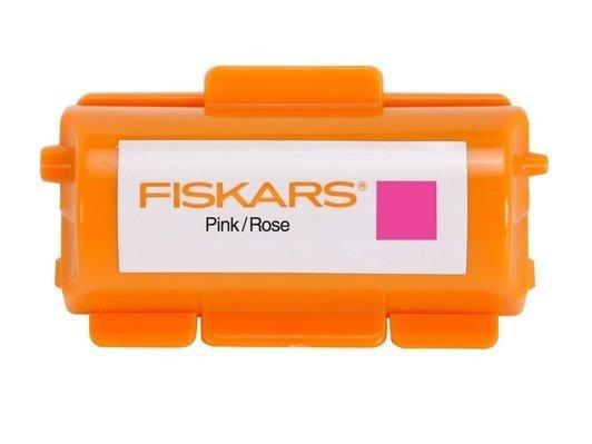 Fiskars Continuous Stamp Wheel Ink Cartridge - Pink Fiskars Continuous Stamp Wheel Ink Cartridge - Pink