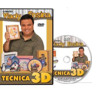 Vlady Ensina: Técnicas 3D