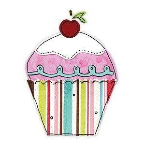 Sizzlits 3 Dies - Cupcake Set