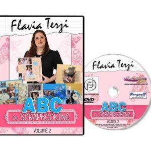 Flavia Terzi: ABC DO SCRAPBOOKING VOL. 2