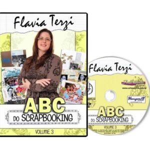 Flavia Terzi: ABC DO SCRAPBOOKING VOL. 3