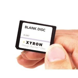XYRON - 48389 - Design Runner Blank Disc