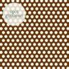 Papel para scrapbooking Doodlebug bubble bon bon candy dots sugar cardstock 3308