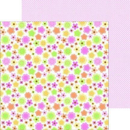 Papel para scrapbooking Doodlebug bundle of joy 3242