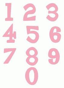 Olivia Numbers