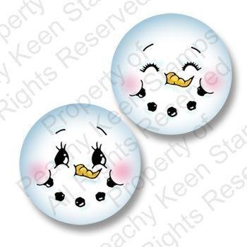 PK-548 Snow Faces 1 1/4