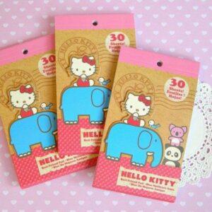 Bloquinho Best Friends Hello Kitty