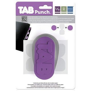 Tab Punch - Circle