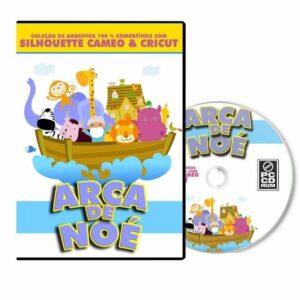 Projeto Arca De Noe - Silhouette / Cricut