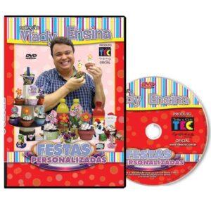 DVD Vlady Ensina: Festas Personalizadas