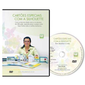 CURSO SILHOUETTE - CARTÕES ESPECIAIS COM KAREN ARRUDA - SILHOUET