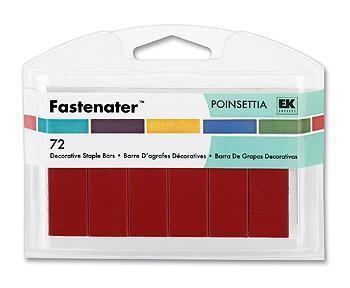 Grampo Fastenator (72 pçs) - Poinsettia