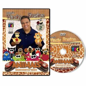 Vlady Ensina - Animais com Furadores by Vlady Volume 2