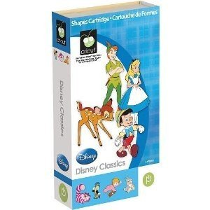 Cartucho para Cricut Provo Craft Disney Classics