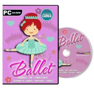 Ballet / Bailarinas para Silhouette / Cricut