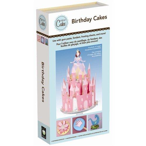 Cricut® Birthday Cakes Cartridge