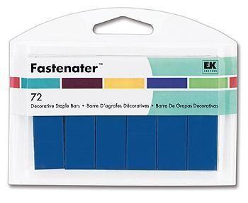Grampo Fastenator (72 pçs) - BLUE