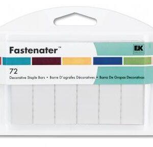 Grampo Fastenator (72 pçs) - WHITE