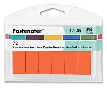 Grampo Fastenator (72 pçs) - Sunset