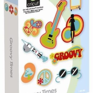 Cartucho para Cricut Provo Craft Croovy Times