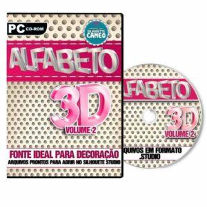ALFABETO 3D - VOLUME 2