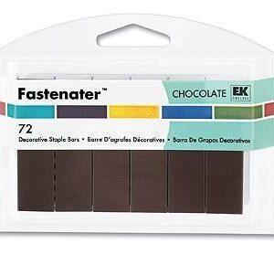 Grampo Fastenator (72 pçs) - Chocolate