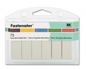 Grampo Fastenator (72 pçs) - Gray