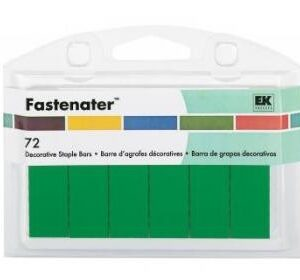 Grampo Fastenator (72 pçs) - Clover