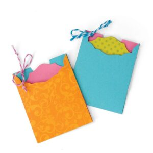 Sizzix Bigz Die - Envelope & Tag, Mini by Where Women Cook