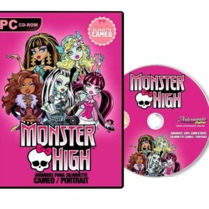 Silhouette - Monster High
