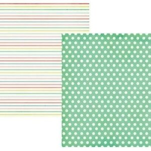 Papel para scrapbooking Simple Stories - Green Grass