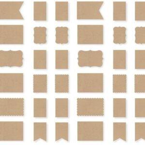 DIY - Card Foundations - Kraft 3x4/4x6