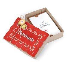 Sizzix Bigz XL Die - Box, Gift Card by Lori Whitlock