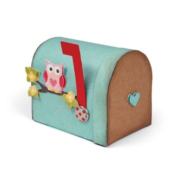 Sizzix Bigz XL Die - Box, Mailbox by Lori Whitlock