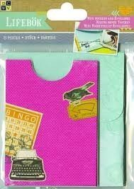 DB small BRIGHT POCKETS DCWV