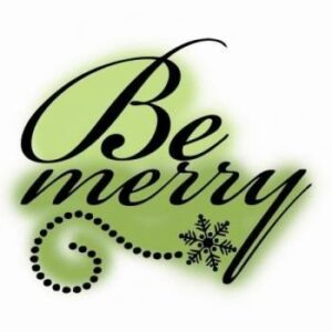 Carimbo - Be Merry