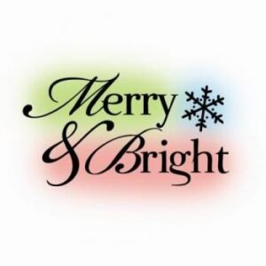 Carimbo - Merry and Bright