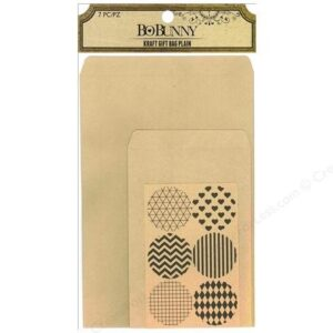Kraft Gift Bag - Plain