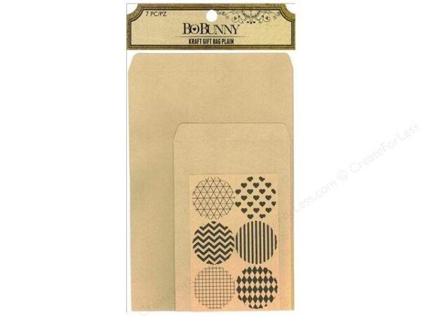Kraft Gift Bag - Plain